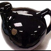 Niloak Ball Pitcher Gloss Black