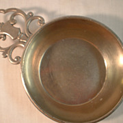 Preisner Pewter Porridge Bowl 2117