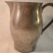 International Pewter Pitcher 276 17-3