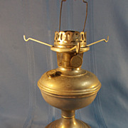Bradley and Hubbard Mantle Lamp Company Model 11 Oil Lamp