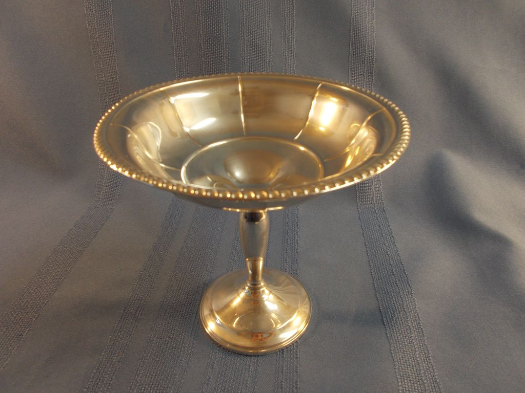 Sterling Aetna Candy Dish