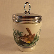 Royal Worcester Bird�s Ridge Egg Coddler