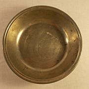 Stieff Pewter Vegetable Bowl CW3