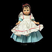 Alexander1960 Little Lady Doll  8&quot; bent knee walker, Maggie face