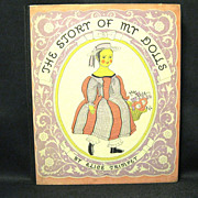 Story of my Dolls, signed/illus. Janet Laura Scott