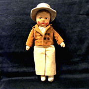Alexander Oliver Twist Cloth Doll, Tagged