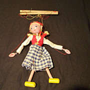 Toy Puppet by Pelham, English