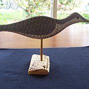 Folk Art, Shore Bird Decoy