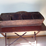 Large Primitive Carrier from 1800's