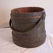 Primitive N.E. Bucket