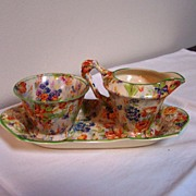 CHINTZ Cream & Sugar Set