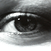SALE 1974 Woman's Eye B/W Photograph