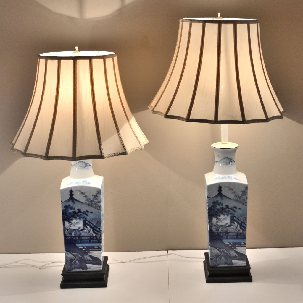 Choosing ceramic lamps for your living room