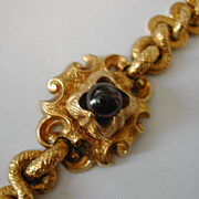 French 18 carat gold Bracelet