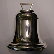 "ENGLISH ""Bell"" style Silver 1926 Heavy Weight"