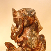 Chinese Jade Celestial Horse, Ming Dynasty