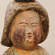 Chinese Tang Dynasty Maiden, 618-907 AD