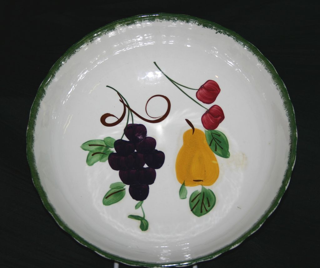 Blue Ridge Fruit Fantasy Salad Bowl