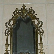 SALE Angelique French Louis XV Style Mirror