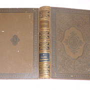 Drama Book 1900's by Poet Koerner o Austria