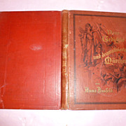 Romantic  Fairy Tale Theater Manuscripts in German