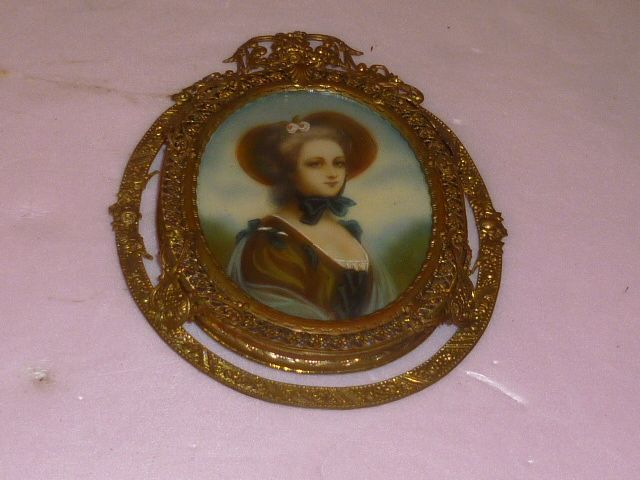 Last in Series of Wonderful French Nobility Miniatures
