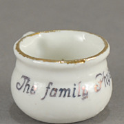 China Chamberpot