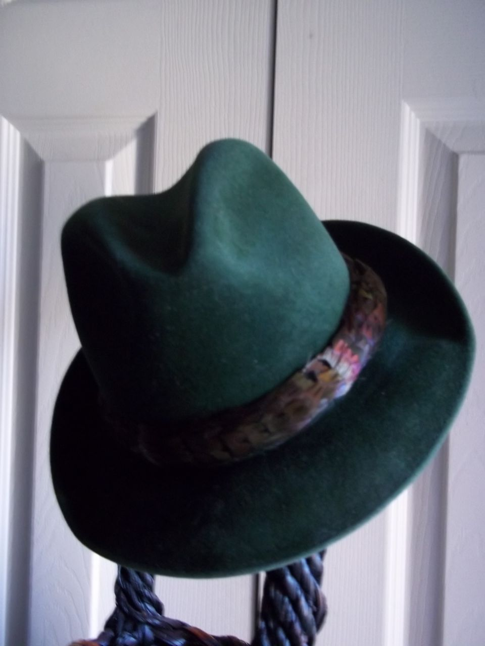 Dunlap's &quot;Touch of the Irish&quot; Fedora