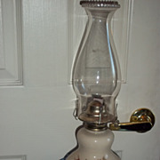 Aladdin LLC Oil Lamp with Chimney