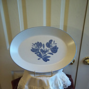Pfaltzgraff Yortowne China Oval Serving Platter 14 1/4""