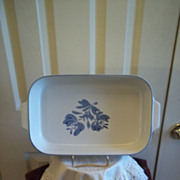 Pfaltzgraff Yorktowne China Rectangular Baker