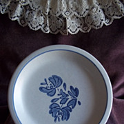 Set of 4 Salad Plates, Pfaltzgraff Yorktowne China
