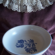 "Pfaltzgraff Yorktowne China 8"" Round Vegetable Bowl"