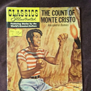Classics Illustrated No. 3 The Count of Monte Cristo Comic