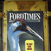 Vintage Ford Times Magazine: April 1989, Vol. 82, No. 4