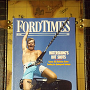 Vintage Ford Times Magazine: June 1989, Vol. 82, No. 6