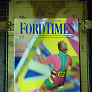 Vintage Ford Times Magazine: May 1989, Vol. 82, No. 5