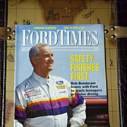 Vintage Ford Times Magazine: August 1990, Vol. 83, No. 8