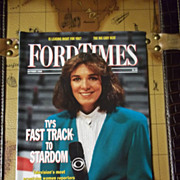 Vintage Ford Times Magazine: October 1990, Vol. 83, No. 10