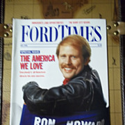 Vintage Ford Times Magazine: July 1990, Vol. 83 No. 7
