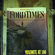 Vintage Ford Times Magazine: May 1990, Vol. 83 No. 5