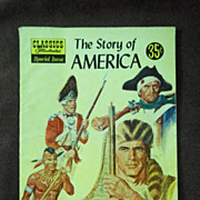 Classics Illustrated Special Issue, June 1956 : The Story of America