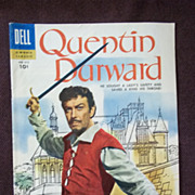 Dell Comics No. 672 Quentin Durward 1955