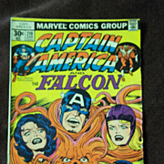 Marvel Comics Captain America and the Falcon Vol. 1 No. 210 June 1977