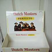 SOLD Vintage Dutch Master 'Perfecto' Cigar Box