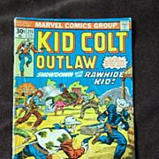 Marvel Comics Kid Colt Outlaw Vol. 1 No. 215 February 1977