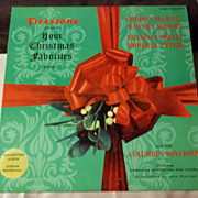 Firestone Presents Your Christmas Favorites Vol. 3 Vinyl Record