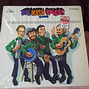The Irish Rovers All Hung Up Decca Stereo Vinyl Record