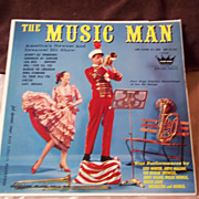 Waldorf Music Hall Records: The Music Man, America's Newest and Greatest Hit Show