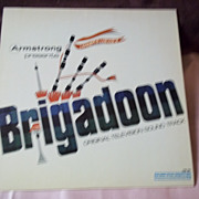 Columbia Records Lerner & Loewe's Brigadoon Original Television Soundtrack Vinyl Record